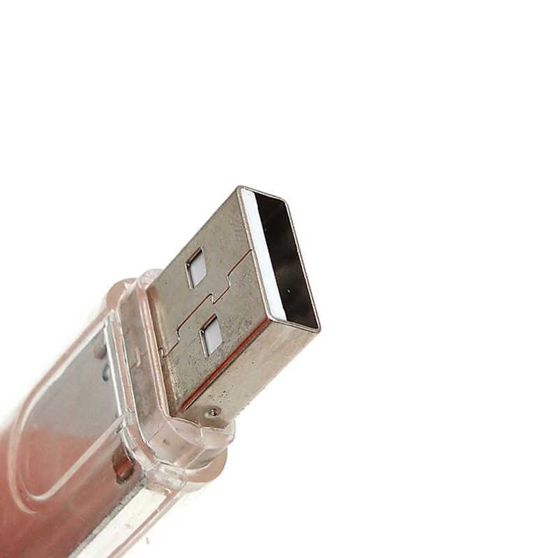 Mini Mobile di Potere del USB HA CONDOTTO LA Lampada di Campeggio LED Del Computer Portatile di Notte USB Gadget di Illuminazione Per PC Del Computer Portatile