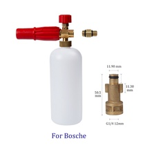 Snow Foam Lance,Foam Generator,For Bosche,High Pressure,Car Washer,Foam Gun