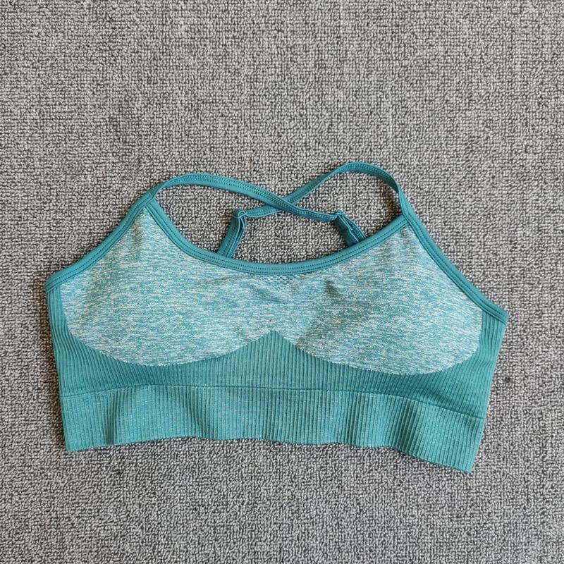 BraGreen - 11 colors seamless yoga suit