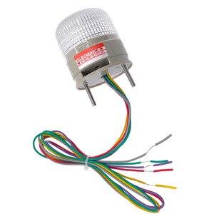 Трехцветный стробоскоп сигнальный светильник LTA5002 12В 24В световой светильник светодиодный светильник маленький мигающий светильник охранная сигнализация