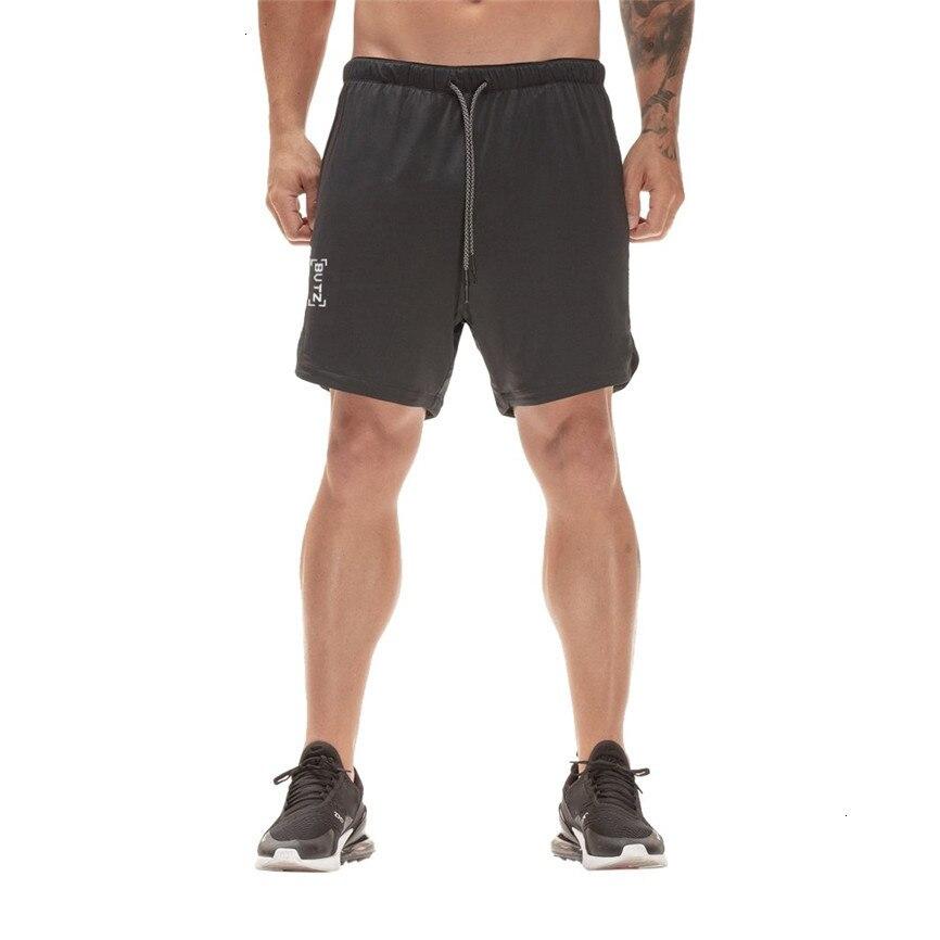 Men's Shorts Swim Trunks Quick Dry Men's Fitness Causal Slim Fit Sport Solid Color Shorts Jeans Pants Trousers Homme Sport