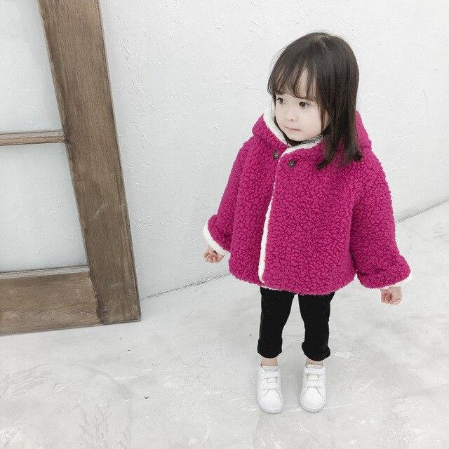 Winter Children Warm Jacket...