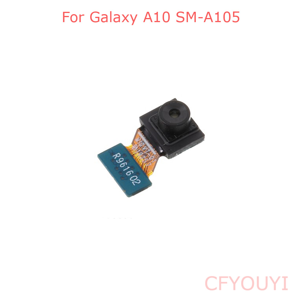 Original For Samsung Galaxy A10 A105 A105F Front Facing Camera Module Flex Cable Replace Part 5MP