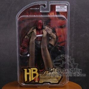 Image 4 - Mezco Hellboy Pvc Action Figure Collectible Model Toy