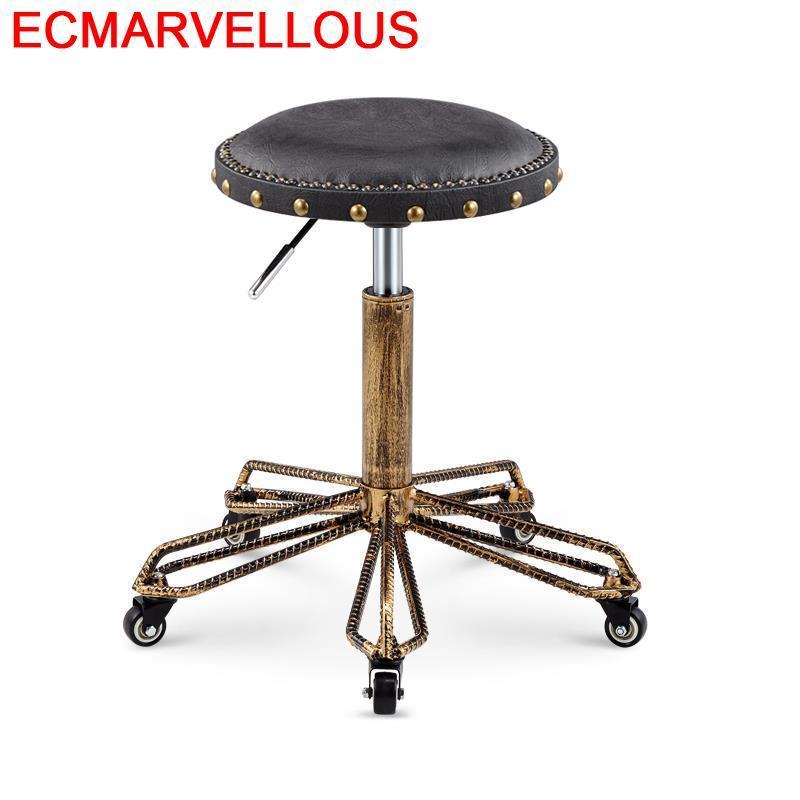 Stuhl Mueble De Cabeleireiro Kappersstoelen Barbeiro Beauty Furniture Sessel Barbearia Salon Barbershop Cadeira Barber Chair