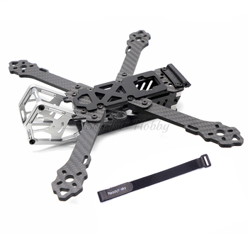 KT230 5inch 230mm 230 / KT260 6inch 267mm / 7inch 300mm 5 6 7 inch Carbon Fiber Frame for Chameleon FPV Quadcopter Racing Drone