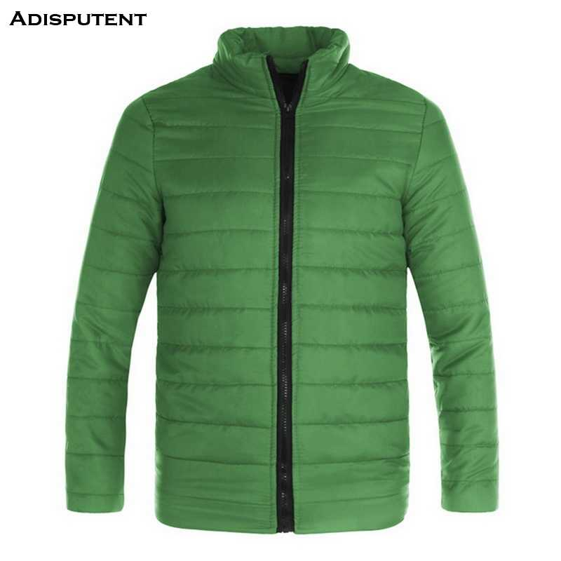 Adisputent 2019 Winter Mannen Ultralight Jas Mannetjes Down Jassen Outdoors Winter Homme Casual donsjack Nieuwe Mode Warme Jas