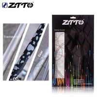 Kuulee ZTTO Bicycle Frame Protector Stickers 3D Scratch-Resistant Waterproof Sticker