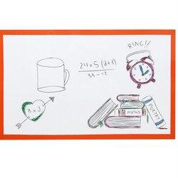 Muursticker Whiteboard Sticker Krijt Board Zelfklevende Schrijven Schoolbord Verwijderbare Muurtattoo Voor Office School Thuis