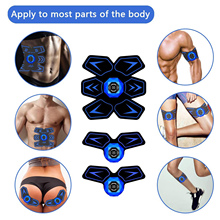 Bodybuilding Abdominal Muscle Trainer Abs Toner Hips for Abdomen Work Out