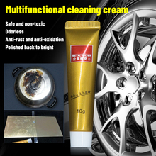 Polishing Agent for Automobile Hub 10g Ultimate Metal Polish Cream for Copper Brass Chrome Sterling Aluminium Stainless Steel