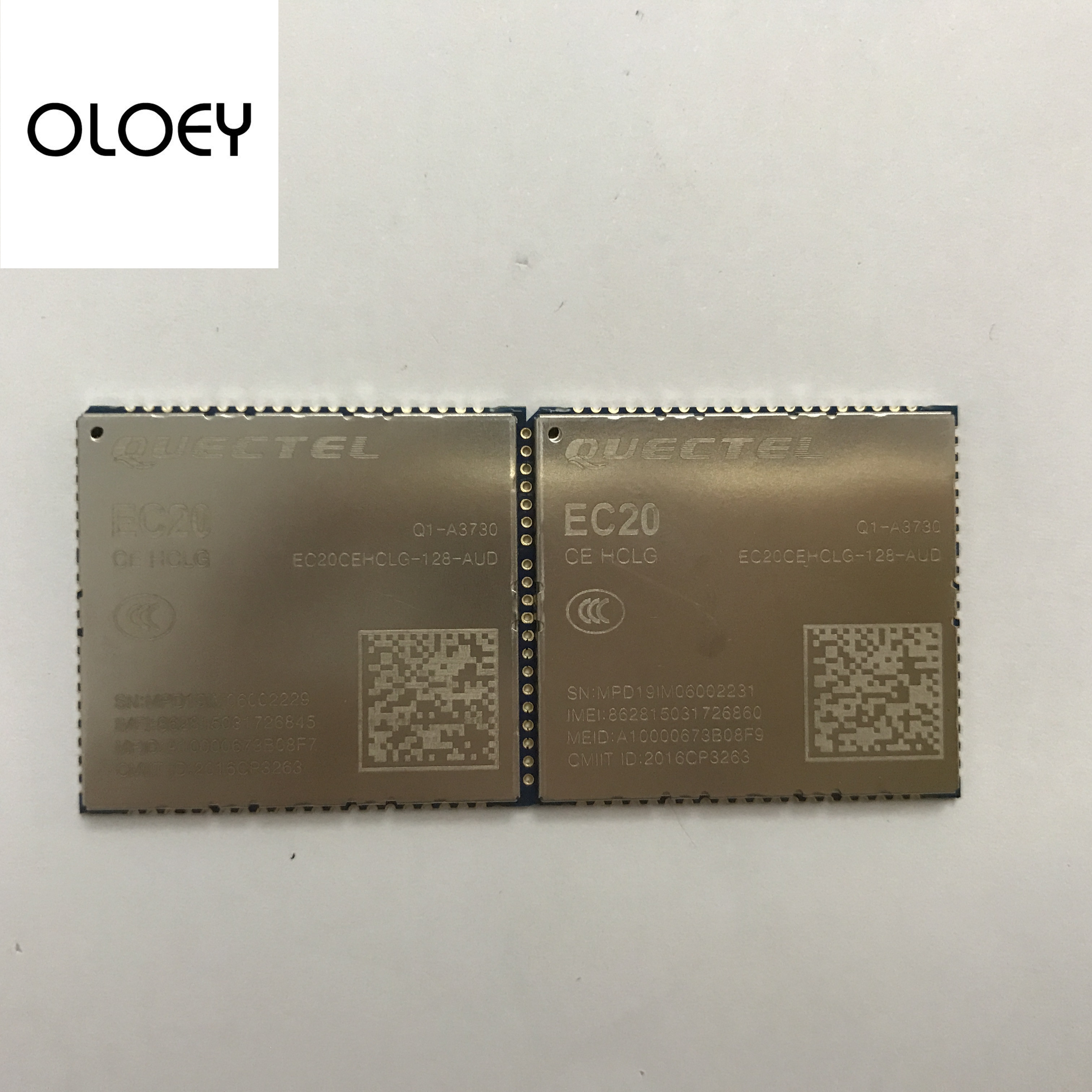 EC20 EC20CEHCLG-128-AUD LCC LTE MODULE Interface,100% Brand New Original