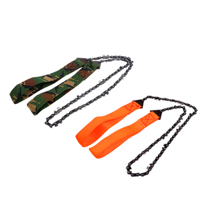Camping Pocket Wire Saw Hand C