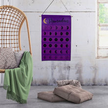 Ramadan Kalender Opknoping Muur Decoratie Kalenders Voor Eid Al Fitr Ramadan Deken Doek Art Countdown Kalender Nieuwe Home Decor