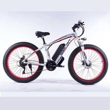 SMLROChinese gold supplier 26 inch bike electric mountain  fat ebike motor 350w  Aluminum alloy Frame цена