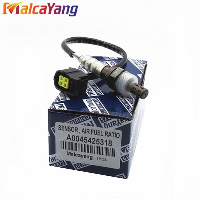 Sauerstoff Sensor Lambda 0045425318 LUFT KRAFTSTOFF VERHÄLTNIS O2 SENSOR für BMW Smart ForTwo (451) A0045425318