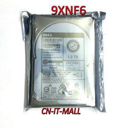 New 9XNF6 09XNF6 HUC101812CSS204 1.2TB 10K SAS 2.5 Hot-plug HDD