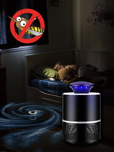 Mosquito-Lamp Insect-Killer-Flies Baby USB Inghoo Mute Radiationless Power-Photocatalysis