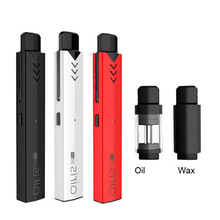 2018 Vaporizer Airistech Airis MW 2 in 1 Wax & Oil Pod Vape Pen e-cig kit Compatible For wax and Thick oil 350mAh Battery