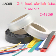 1-Heat Shrink-Tubing Wire-Wrap Electrical Termoretractile Transparent Sleeving-Kits Insulation