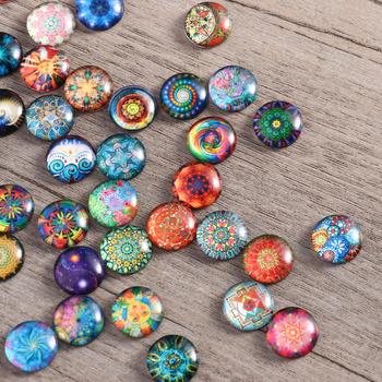 1 zestaw 50 sztuk mieszane kolorowe okrągłe do mozaiki płytki materiały do majsterkowania rzemiosło artystyczne s szkło mozaika do wyklejenia do tworzenia biżuterii rzemiosło artystyczne tanie i dobre opinie CN (pochodzenie) Zestawy narzędzi do tworzenia mozaiki Mosaic Tiles mosaic tiles supplies mixed tiles supplies round mixed tilesr