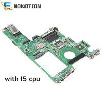NOKOTION For Lenovo Ideapad Y560 laptop motherboard DAKL3AMB8G1 DAKL3AMB8D0 DAKL3AMB8E0 DDR3 HD5650M 1GB GPU Free I5 CPU