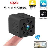SQ11 SQ12 SQ13 SQ23 Mini Video Kamera WIFI HD 1080P Sensor Nachtsicht Micro Camcorder Motion DVR Dv Video Kleine kamera Cam