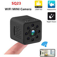 SQ11 SQ12 SQ13 SQ23 Mini Video Kamera WIFI HD 1080P Sensor Nachtsicht Micro Camcorder Motion DVR Dv Video Kleine kamera Cam