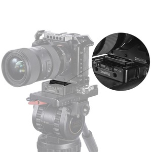 Image 5 - SmallRig Manfrotto 501PL Type Quick Release Plate for Select SmallRig Cages/DJI Ronin S Gimbal   2458