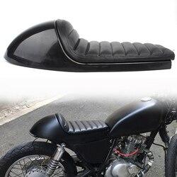 Motorcycle Retro Seat Pan Base Vintage Saddle Scrambler Cushion Cafe Racer Seat For Honda Yamaha Kawasaki Truimph BMW Suzuki