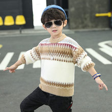 Get more info on the Vintage Style Kids Sweater Boys Autumn 2019 Casual Boys Fall Sweaters Pullovers Cotton Clothing For Children's Kids Knitwear