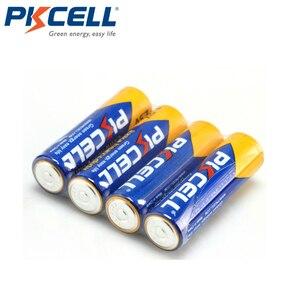 Image 4 - 60 X PKCELL סופר כבד החובה R6P 1.5V AA סוללה 2A סוללות Bateria Baterias