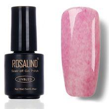 Rosalind Gel 7ml Faux Fur Nail Polish Extension UV Led Varnish Design Of All For Manicure Tops 07
