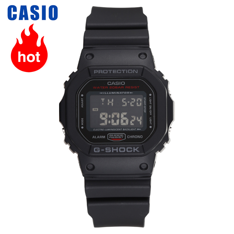 Casio watch G-shock series electronic watch DW-5600HR-1 1 orderdigital clock  watch men