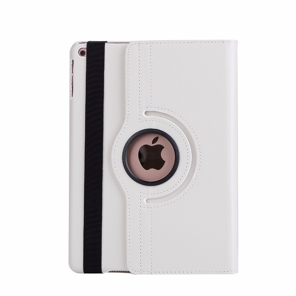 Leather Stand Rotating For 7th Cover 10.2 Flip 360 PU iPad 2019 Degree 2020 Case 8th