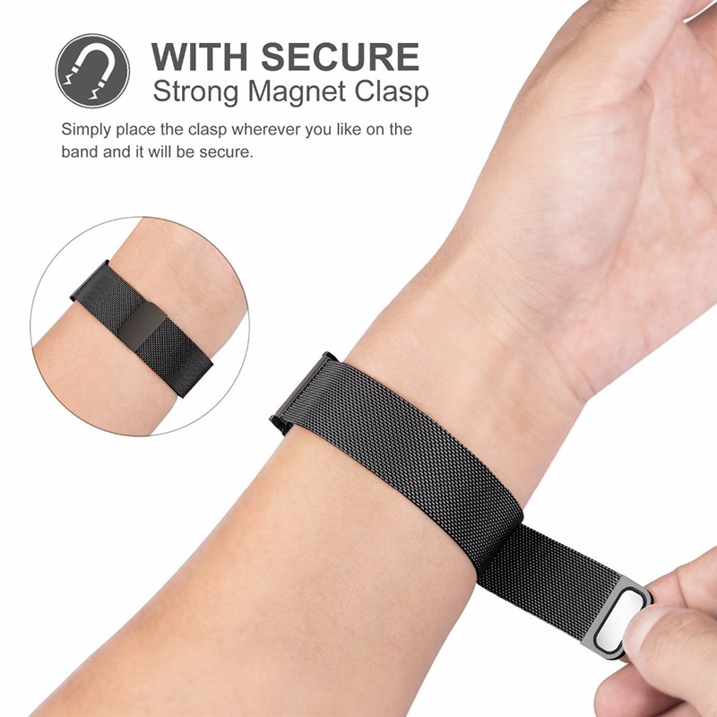 Image 2 - Strap For Amazfit Bip Strap Xiaomi Metal Bracelet With Case Huami Amazfit bip 20mm Band Protector For Smart watch Accessories-in Smart Accessories from Consumer Electronics