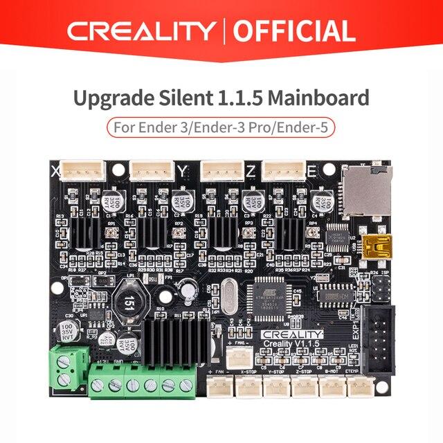 Creality3D Neue Upgrade Stille 1.1.5 Mainboard für Ender 3 Ender 3 Pro (Angepasst und Nicht Standard Passenden)