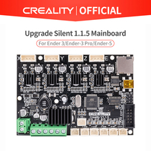 Creality3D New Upgrade Silent 1.1.5 Mainboard for Ender 3 Ender 3 Pro(Customized und Non Standard Matching)