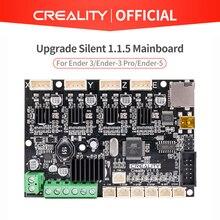 Creality3D placa base silenciosa 1.1.5 para Ender 3 Pro, nueva actualización, personalizada y no estándar