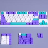 염료 subbed pbt keycap 132 키 체리 프로필 keycaps 64 84 96 108 diy 키보드