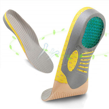 Orthotic Insole Arch Support PVC Flat Foot Health Shoe Sole Pad insoles for Shoes insert padded Orthopedic insoles for feet kotlikoff orthopedic insoles 3d eva insoles flat feet arch support shoe inserts for men women shoes orthotic insole foot pad