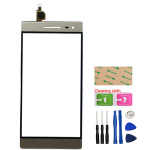 Image 3 - Touch Screen For Lenovo Phab 2 Phab2 Pro Touch Screen Front Glass Digitizer Sensor Repair Phone Tools Adhesive