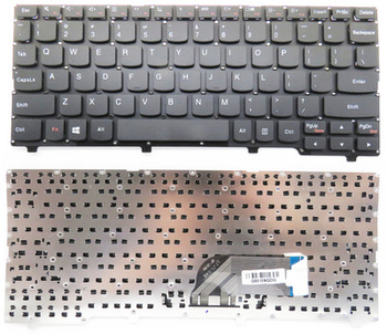 SSEA, nuevo teclado de EE.UU., inglés, para LENOVO Ideapad 100S 100S-11IBY