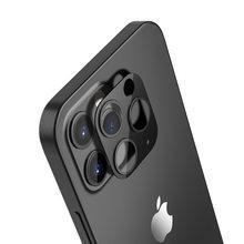 Meilleur anti-rayures 3D pleine couverture protecteur d'objectif pour Iphone 12 Mini 11 Pro Max 9H caméra en métal Len Films en verre trempé