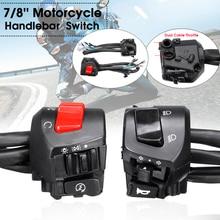 Universal 12V Motorcycle 7/8