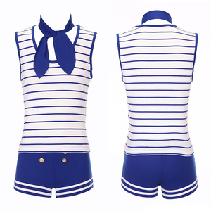 Image 4 - JSY high quality Sexy men sailor costumes sexy lingerie for man Hot erotic Halloween party dress role playing costume 6606