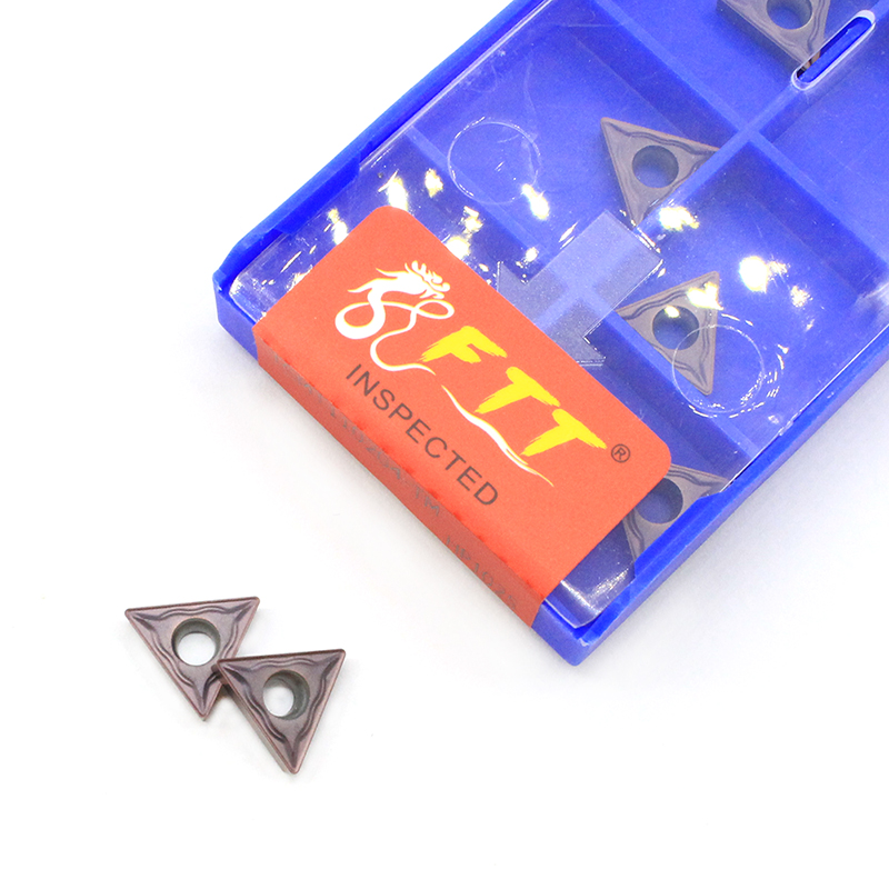 TCMT110204 TM HP1025 Carbide Inserts Internal Turning Tools <font><b>TCMT</b></font> <font><b>110204</b></font> Cutting Tool CNC tools Lathe cutter image