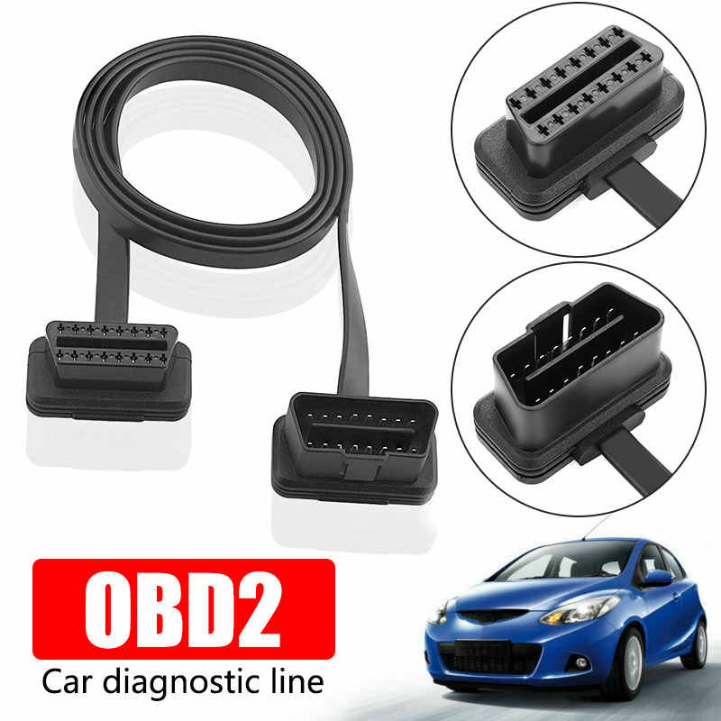 Professionele OBD2 Kabels Adapter Voertuig Tool Auto Accessoires 16 Pin Pins Mercedes Mode AUTO Kabels Adapter