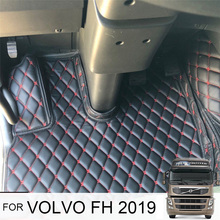 Car-Floor-Mats VOLVO Car-Styling 3D for FH Interior Waterproof