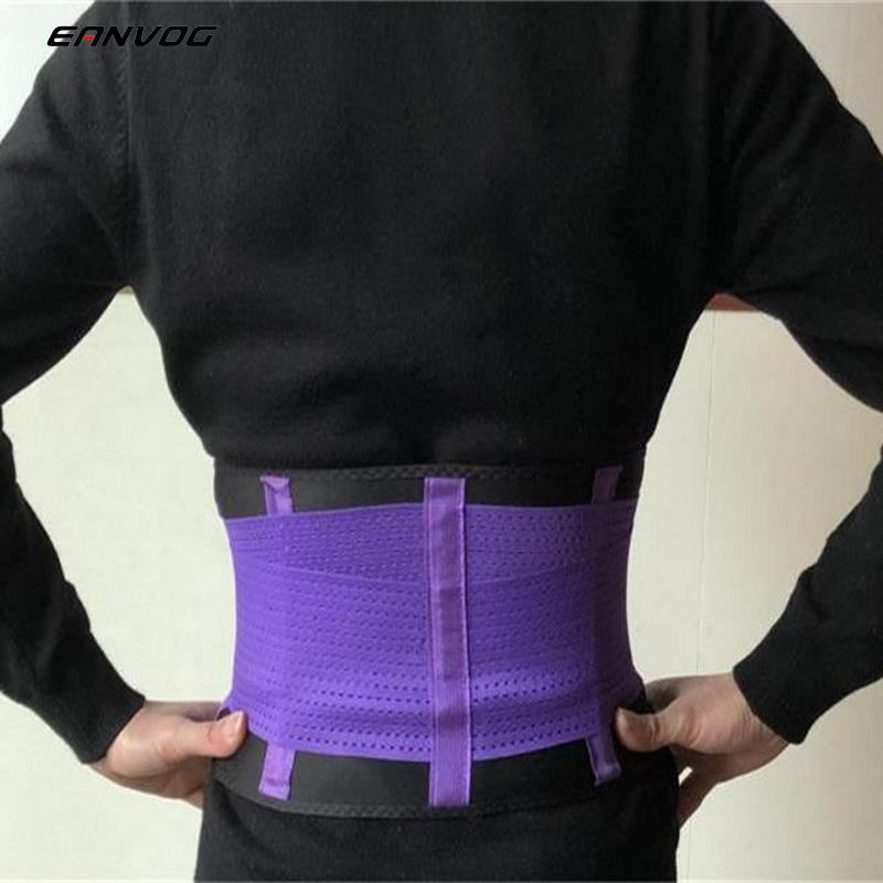 Unisex Xtreme Power Belt Hot Slimming Thermo Shaper Waist Trainer Faja Sport Mould Perfect Figure Improve Fitness Effect